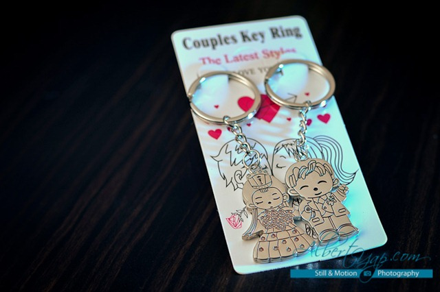 Couple Keychain